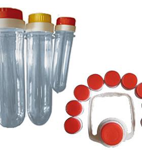 30mm neck pet 500ml oil bottle cans preform jar 28mm