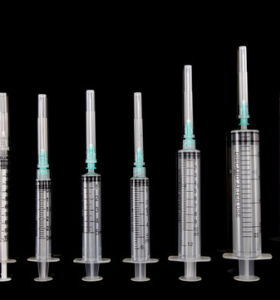 Vaccine syringe manufacturer in China