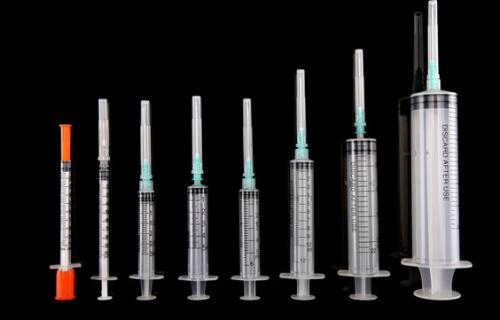10Pack-3ml Vaccine Syringe with Customized Needles | Disposable Vaccine Syringe Wholesale