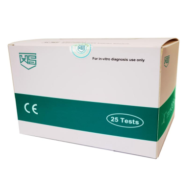 Nasal COVID-19 Antigen Rapid test kits (Colloidal Gold) to Germany