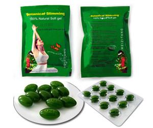 Píldoras de dieta adelgazantes botánicas 100% naturales Pérdida de peso original de Meizitang para mujeres