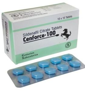 Píldoras genéricas genéricas de Viagra de 100 mg de Sildenafil Cenforce para mejorar el sexo masculino