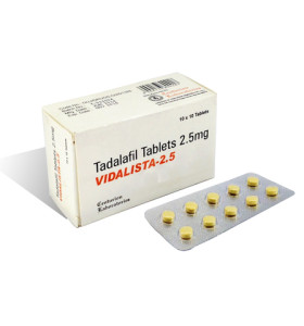 Male Sex Enhancement Tadalafil Vidalista 2.5mg Genérico Cialis Sex ED Pills