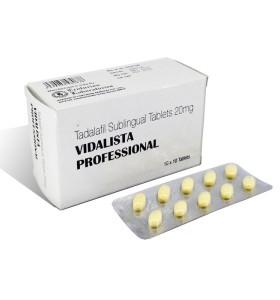 Male Sex Enhancement Tadalafil Vidalista Professional Genérico Cialis Sex ED Pills