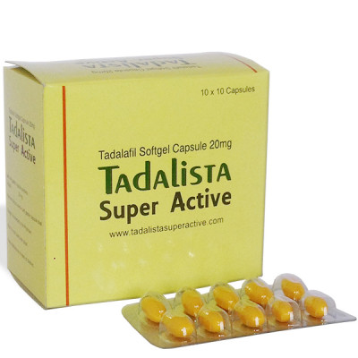 Píldoras genéricas masculinas estupendas activas del sexo de Cialis del aumento del sexo Tadalista