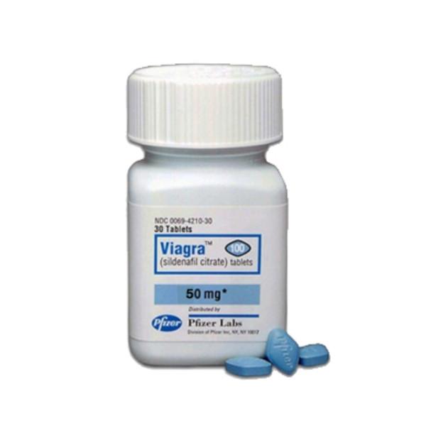 Viagra 50mg Bottle Sildenafil Blue Píldoras de mejora sexual para hombres Disfunción eréctil