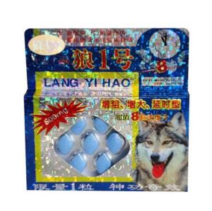 Píldoras de mejora de hierbas naturales chinas Lang Yi Hao para una vida sexual más dura, más duradera
