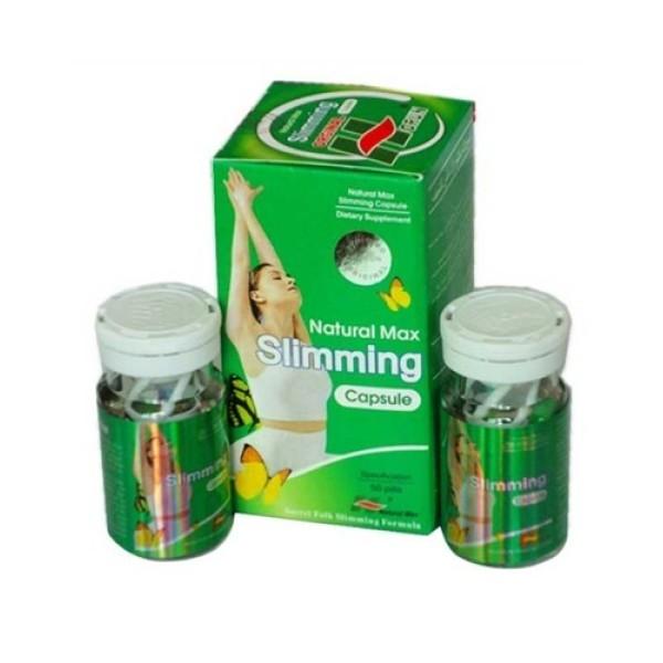 Píldoras de dieta de pérdida de peso botánica sin rebote Cápsula adelgazante natural máxima
