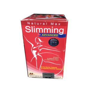 Pastillas adelgazantes avanzadas Red Natural Max Advanced para bajar de peso