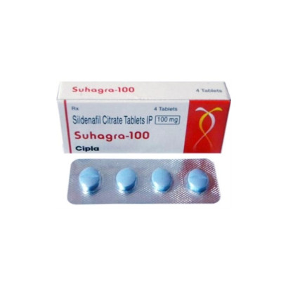 Suhagra 100mg Sildenafil Citrate Male Sex Enhancement Pills for Erectile Dysfunction