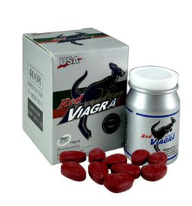 Kangourou rouge Cialis 200mg Tadalafil pilules masculines d'amélioration du sexe pour la dysfonction érectile