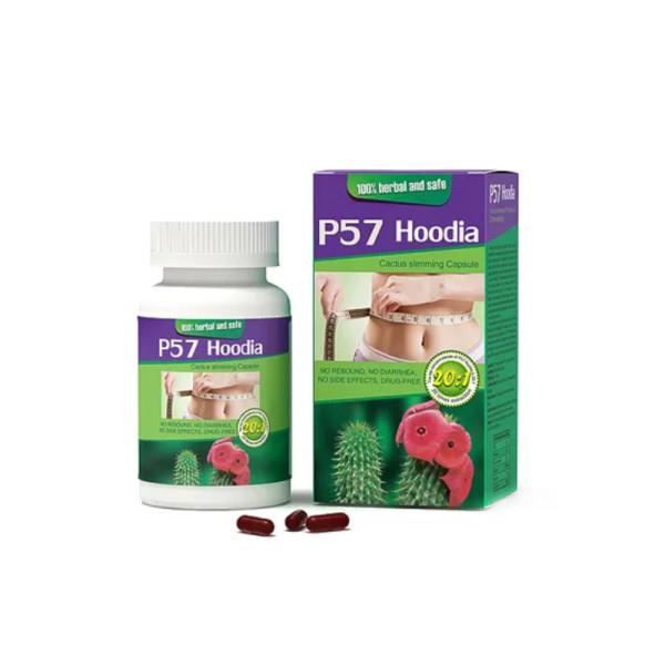 Píldoras de dieta adelgazantes 100% naturales P57 Hoodia para adelgazar