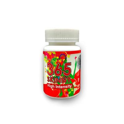 Natural Plant Extract 365 Skinny Suplemento para la pérdida de peso Píldoras adelgazantes seguras 30 cápsulas