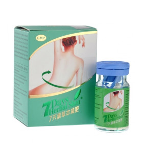 Original natürliche 7 Tage Kräuter Slim Weight Burning Weight Loss Pills