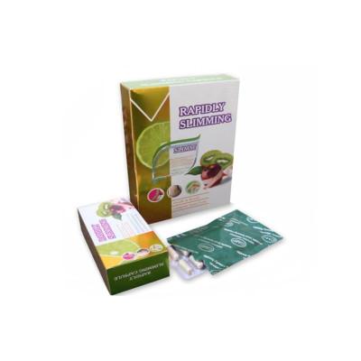 Original Natural Plant Rapidly Slimming Capsule Fat Burning Weight Loss Pills