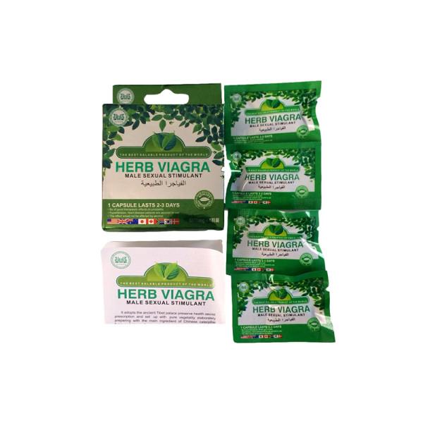Pastillas de mejora de estimulantes sexuales masculinos de Viagra de hierbas naturales chinas