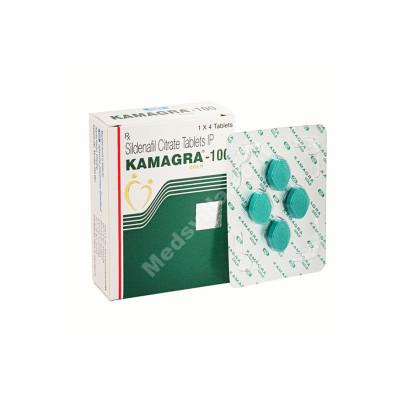 Píldoras de mejora masculinas de oro de Sildenafil Kamagra 100mg originales para la disfunción eréctil