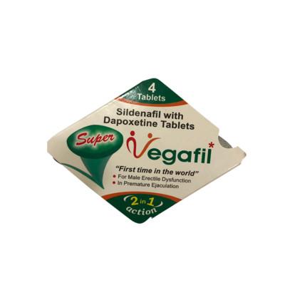 Super Vegafil Slidenafil Dapoxetin Sex Pillen für vorzeitige Ejakulation und erektile Dysfunktion