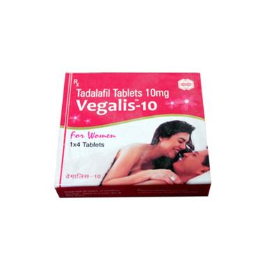 Tadalafil Vegalis 10mg generische Cialis Sex Pillen für Frauen