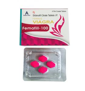 Original Sildenafil Viagra Femafill 100 mg Sexualstimulierende Pillen für Frauen
