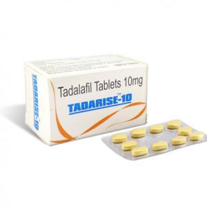 Original Tadalafil Tadarise 10mg genérico Cialis Sex Pills