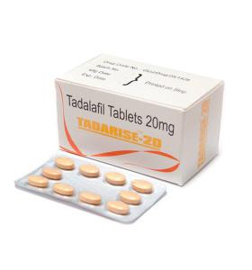 Original Tadalafil Tadarise 20mg Generic Cialis Sex Pills