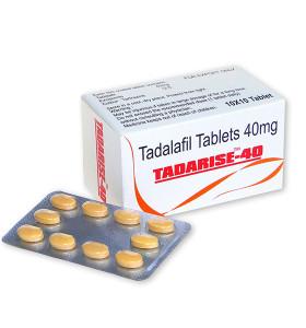 Original Tadalafil Tadarise 40mg Generic Cialis Sex Pills