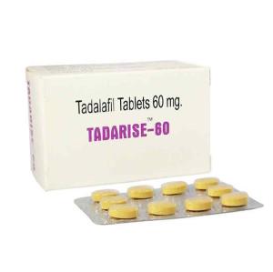 Original Tadalafil Tadarise 60mg genérico Cialis Sex Pills