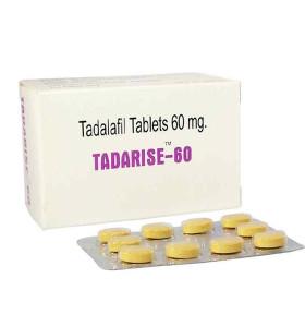 Original Tadalafil Tadarise 60mg Generic Cialis Sex Pills