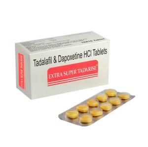 Píldoras Sexuales Extra Tadarise Extra Doble Efecto Original