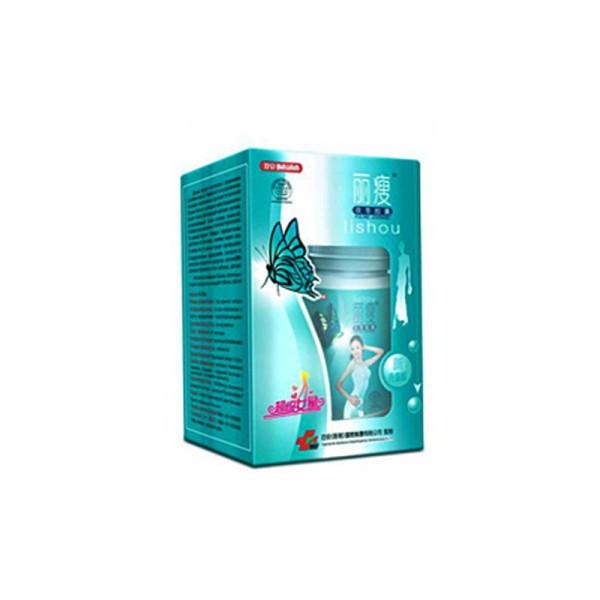 Original 100% Herbal Lishou Versión Fuerte Pérdida de Peso Dieta Píldoras de Adelgazamiento Corporal