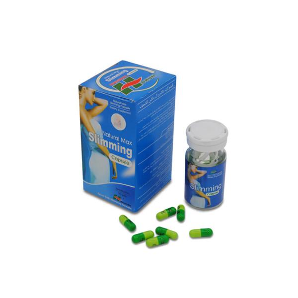 100% natürliche Max Abnehmen Kapsel Gewichtsverlust Nahrungsergänzungsmittel Pillen