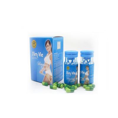 100% Natural Herbal Slim-Vie Weight Loss Slimming Capsule Body Fat Burning Diet Pills