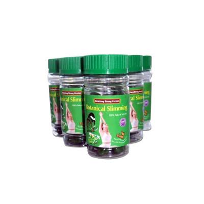 Meizitang Strong Version Botanical adelgazante MSV Nutrición Píldoras herbales
