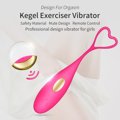 Wireless invisible wear penis vibrating egg