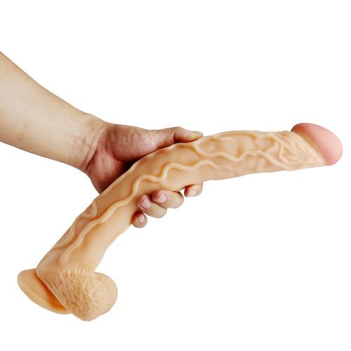 Foreign trade explosion models female masturbation manual thrusting giant super large simulation penis super long penis bold sex supplies