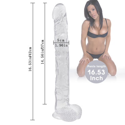 Foreign trade explosion models female masturbation manual thrusting giant super large simulation penis super long penis bold sex supplies