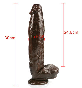 Explosion models Super large and thick suction cup simulation dildo female masturbation sex toys