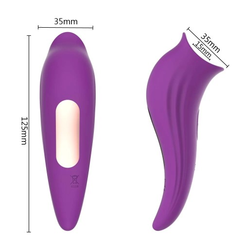 Sucker Vibrating 8 Speeds Vagina Clitoris Stimulator Erotic Sex Masturbator Toys Sucking Vibrator