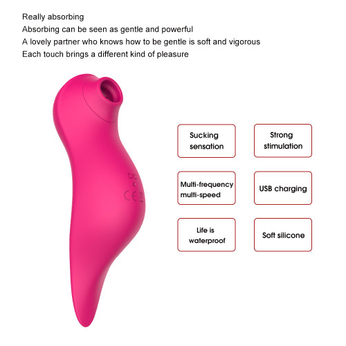 Woodpecker Sucking Breast Massager Vibrating Clitoris Masturbator Women Vibrator Sex Sucking Toy