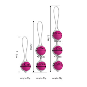 Sex Toys Female Vaginal Contraction Tightening Exercise Machine Shrinking Ball for Women