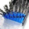 MORETOP 20701003 Roller Cassette HSS Drill Set
