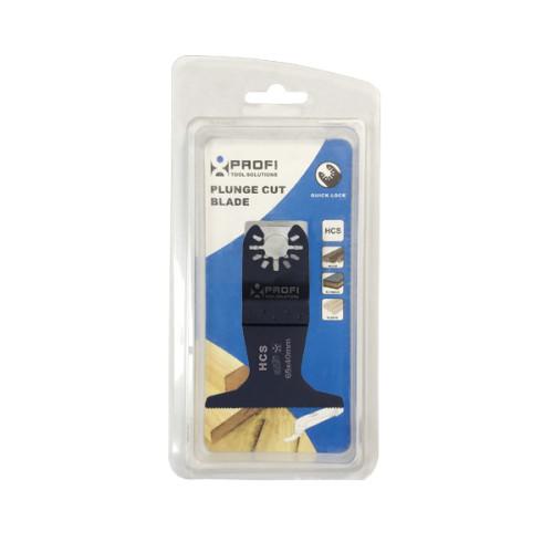 moretop oscillating multi-tool hcs plunge cut blade 18001004 65mm