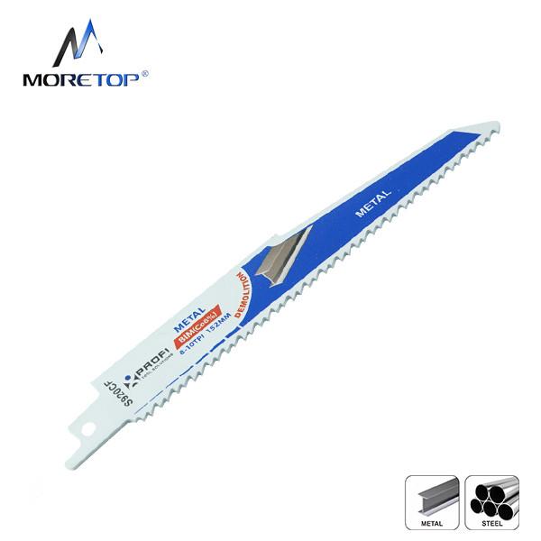 moretop Demolition recip saw blades S920CF 150mm