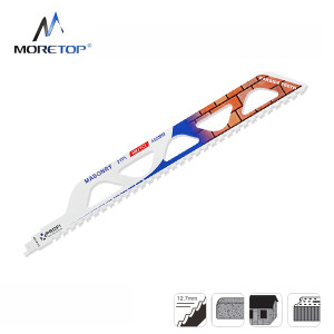 Moretop cutting for bricks recip saw blade S2243HM 457mm