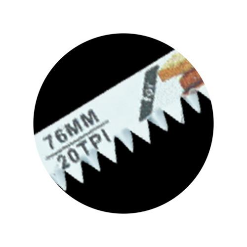 moretop jig saw blade T101AO