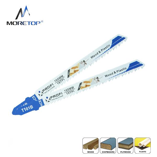 moretop jig saw blade T101B