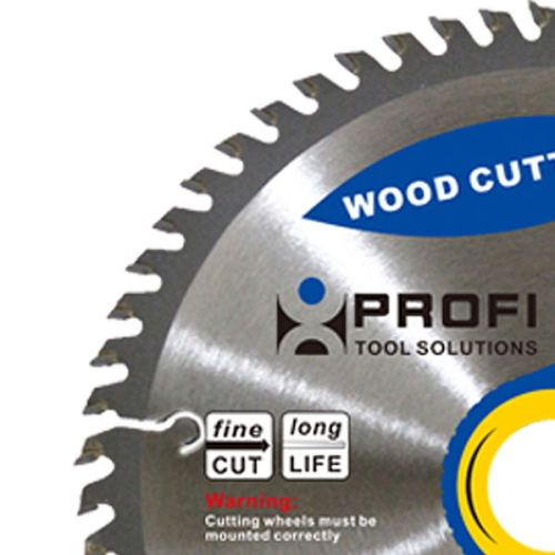 Moretop TCT circular saw blade 216mm wood cutting