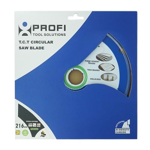Moretop professional fibre cement board cutting blade 216mm 11206005