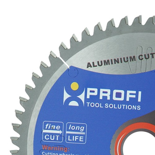 moretop industrial aluminium cutting blade 216mm 11209001